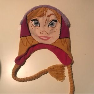 kids disney Elsa snow hat